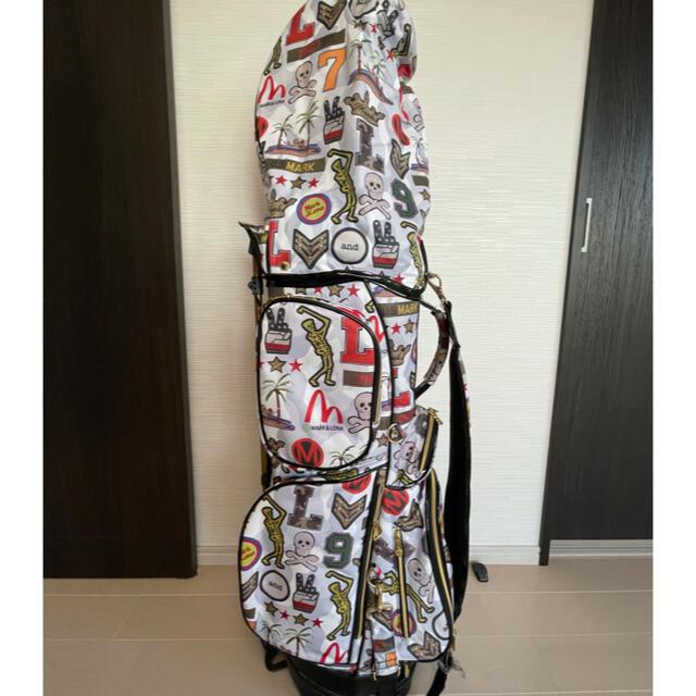 MARK&LONA(マークアンドロナ)のMARK&LONA キャディバック スポーツ/アウトドアのゴルフ(バッグ)の商品写真