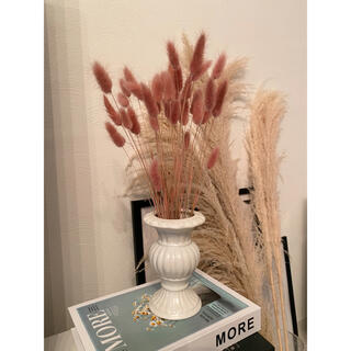 Francfranc - 白 おしゃれ 花瓶 フラワーベース インスタ映え 北欧インテリア 高級感 美品