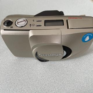 OLYMPUS - 【完全動作品】olympus μ Zoom 130 フィルムカメラ