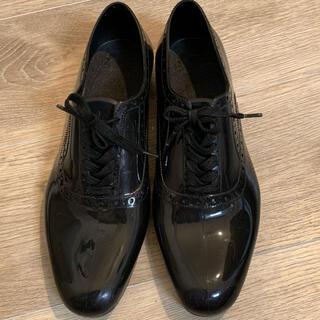 ルタロン(Le Talon)のレースアップレインシューズ(ローファー/革靴)