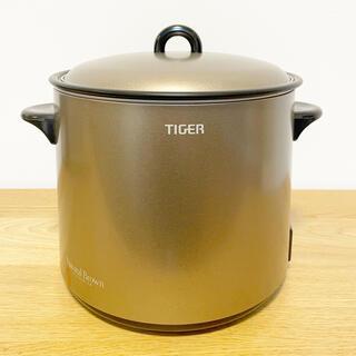 タイガー(TIGER)のタイガー 電気フライヤー はやあげ CFE-A100(調理機器)