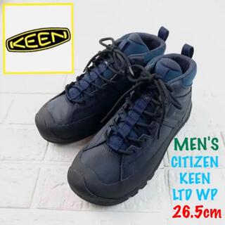 キーン(KEEN)の新品 KEEN キーン メンズ シチズン リミテッド シューズ スニーカー 登山(スニーカー)