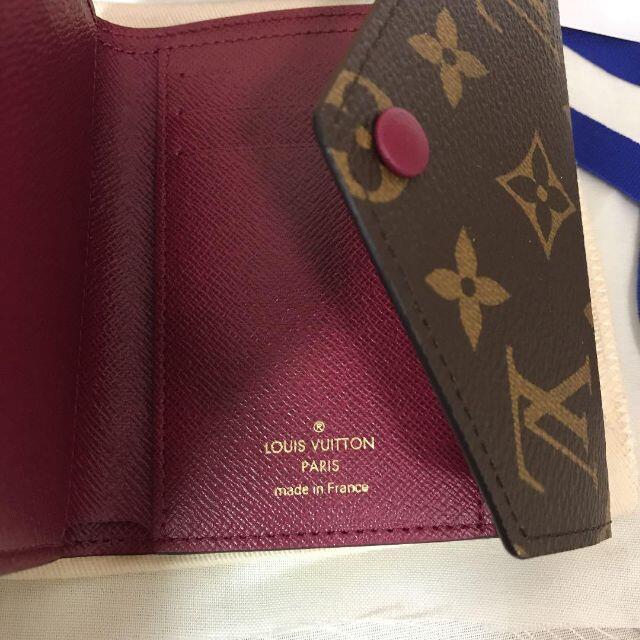 LOUIS VUITTON(ルイヴィトン)のルイ ヴィトン 3つ折り財布 メンズのファッション小物(折り財布)の商品写真