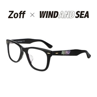 シー(SEA)の新品 Zoff×WIND AND SEA【調光レンズ】(サングラス/メガネ)