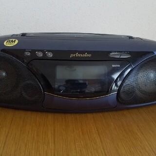 サンヨー(SANYO)のSANYO ラジカセ primaire(ラジオ)