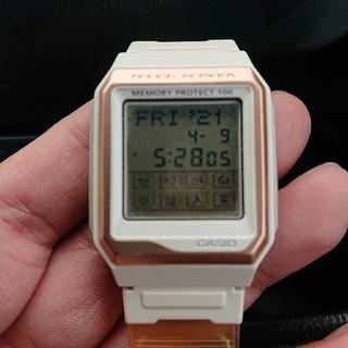 カシオ(CASIO)のカシオ データバンク VDB-200SJ(腕時計(デジタル))