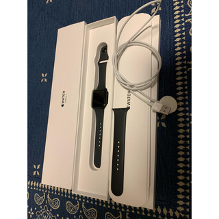 Apple Watch - 【美品】Apple Watch series3 38mm GPS 容量98%