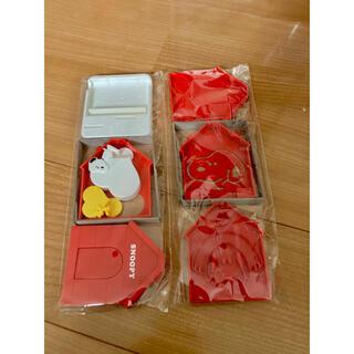 新品 スヌーピー キッチンツール 7点セット(収納/キッチン雑貨)