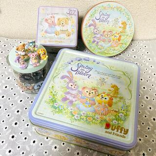 Disney - ♡スプリングインブルーム♡お菓子♡紅茶♡4点セット♡