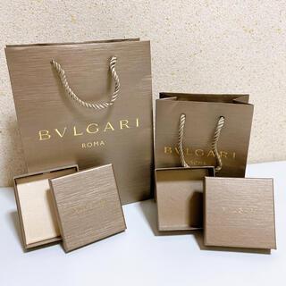 BVLGARI - ブルガリ 紙袋 箱 2サイズ