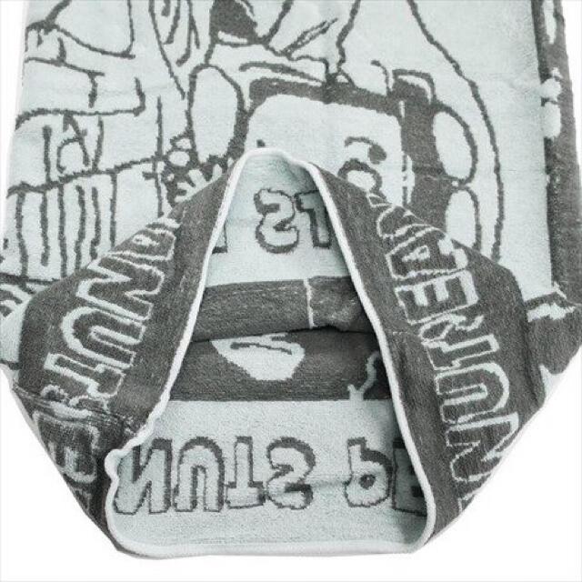 SNOOPY(スヌーピー)のA スヌーピー 枕カバー ピローケース ピーナッツ SNOOPY タオル地  インテリア/住まい/日用品の寝具(シーツ/カバー)の商品写真