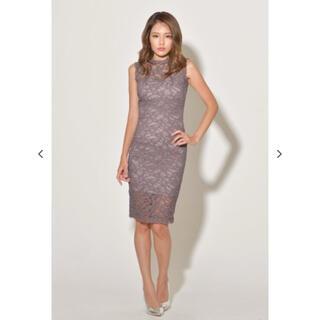 eimy istoire - my shawty misha lace dress