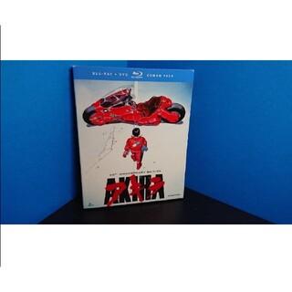 AKIRA(アキラ)米国版 リージョンA (ブルーレイ+DVDコンボ)(アニメ)