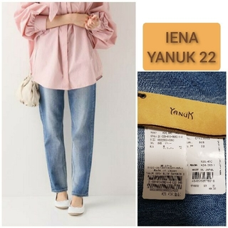 YANUK - IENA【YANUK】RUTH SLIM TAPERED 57103062
