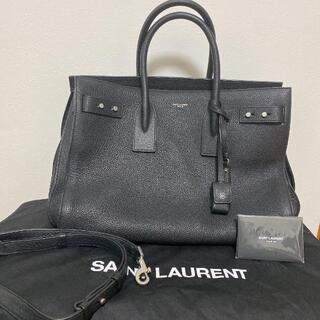 Saint Laurent - サンローラン サックドジュール 国内正規品 ほぼ未使用