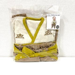 スリーコインズ(3COINS)のスリコ 袴 サイズ70〜80(和服/着物)