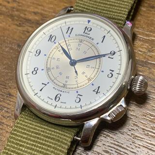 LONGINES - LONGINES ロンジン 3000本限定 腕時計 ナビゲーションウォッチ