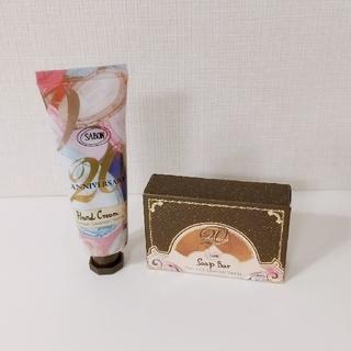 SABON - SABONサボン ハンドクリーム&ソープ(化粧石鹸)