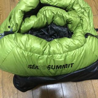 sea to summit トラバースII (寝袋/寝具)