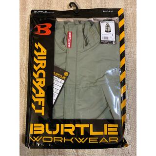 バートル(BURTLE)のミルスグリーン L 空調服 バートル BURTLE (その他)
