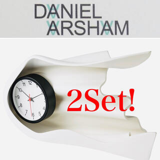【期間限定価格‼︎】IKEA ART EVENT 2021 2個セット!(置時計)