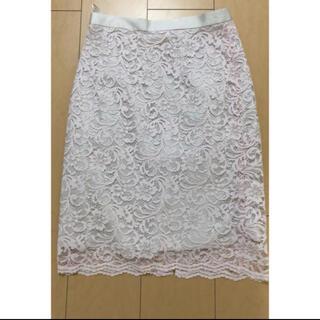 JUSGLITTY - ♡ JUSGLITTY♡コードレースタイトスカート