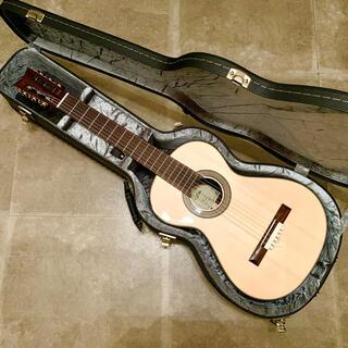 アリアカンパニー(AriaCompany)のAria A19C-100N 新品同様品(クラシックギター)