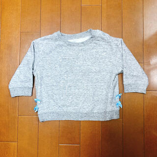 ユニクロ(UNIQLO)のベビー服どんどん出品❣️UNIQLO ユニクロ トレーナー 80サイズ(トレーナー)
