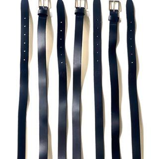 ヨウジヤマモト(Yohji Yamamoto)のdead stock vintage イギリス製 ロイヤルメイル レザーベルト(ベルト)