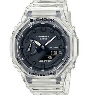 G-SHOCK - 新品 G-SHOCK スケルトンシリーズ GA-2100SKE-7AJF