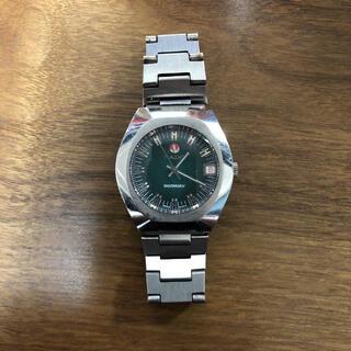 ラドー(RADO)のRADO ROTHORN 自動巻 腕時計(腕時計(アナログ))