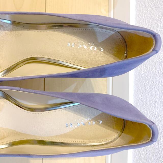 COACH(コーチ)の【COACH】ハイヒール パンプス レディースの靴/シューズ(ハイヒール/パンプス)の商品写真