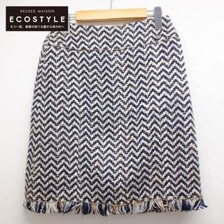 シャネル(CHANEL)のシャネル スカート 36(ひざ丈スカート)