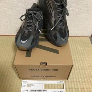 アディダス(adidas)のadidas YEEZY BOOST 700 V2 GEODE イージー(スニーカー)