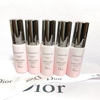ディオール(Dior)のディオールスノー パーフェクト ライト (spf 25 - pa++) 35ml(美容液)
