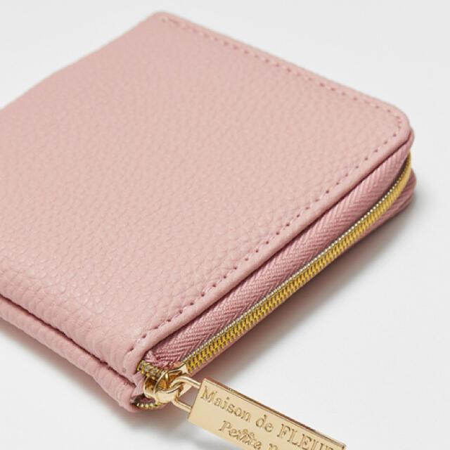 Maison de FLEUR(メゾンドフルール)のメゾンドフルール♡ミニ財布 MORE レディースのファッション小物(財布)の商品写真
