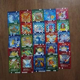 ぐるり森 キラカード 25枚(その他)