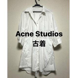 アクネ(ACNE)のACNE アクネ  シャツ ブラウス ワンピース (シャツ/ブラウス(半袖/袖なし))