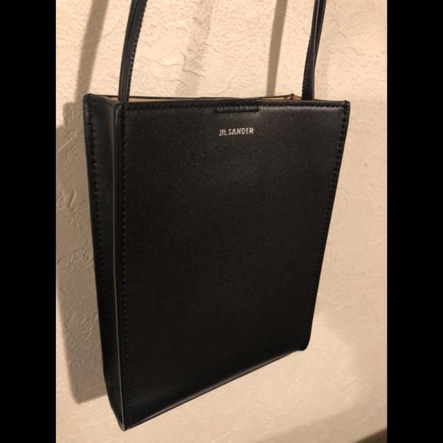 Jil Sander(ジルサンダー)の【新品】JIL SANDER tangle bag スモール タングルバッグ メンズのバッグ(ショルダーバッグ)の商品写真