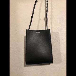 ジルサンダー(Jil Sander)の【新品】JIL SANDER tangle bag スモール タングルバッグ(ショルダーバッグ)