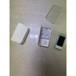 アイポッド(iPod)のiPod nano 7世代 16GB(ポータブルプレーヤー)