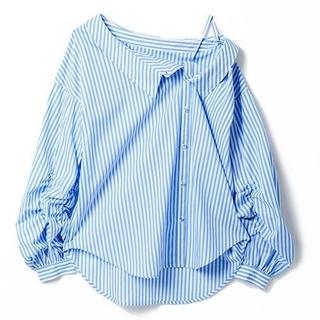 REDYAZEL - REDYAZEL 2way ワンショルダーシャツ