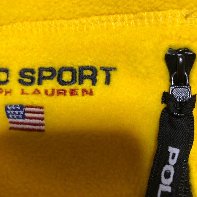 Ralph Lauren(ラルフローレン)のpolo sport ベスト メンズのジャケット/アウター(ダウンベスト)の商品写真