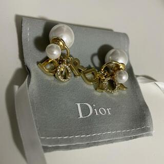 Dior - クリスチャン ディオールChristian Dior ゴールド ♡パールピアス♡