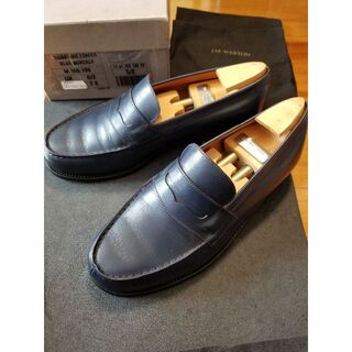 J.M. WESTON - J.M. WESTON 180 Signature Loafer 5.5E