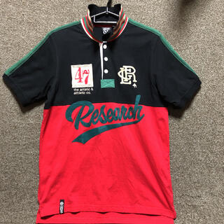 エルアールジー(LRG)のLRG ポロシャツ(ポロシャツ)