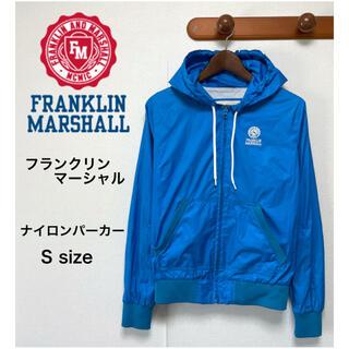フランクリンアンドマーシャル(FRANKLIN&MARSHALL)のFRANKLIN MARSHALL フランクリンマーシャル ナイロンパーカー S(ランニング/ジョギング)