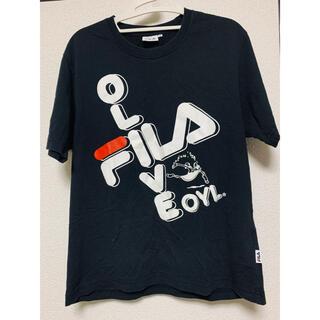 FILA - Tシャツ FILA フィラ オリーブ olive oyl POPEYE