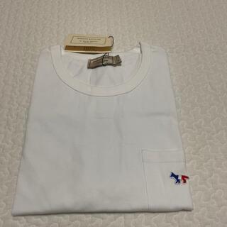 MAISON KITSUNE' - メゾンキツネ トリコロール Tシャツ