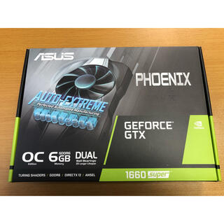 ASUS GEFORCE GTX1660 Super